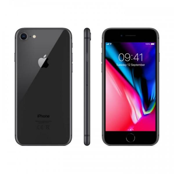 Apple iPhone 8 256GB Spacegrau / Schwarz