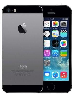 Apple iPhone 5 16GB Schwarz & Graphit