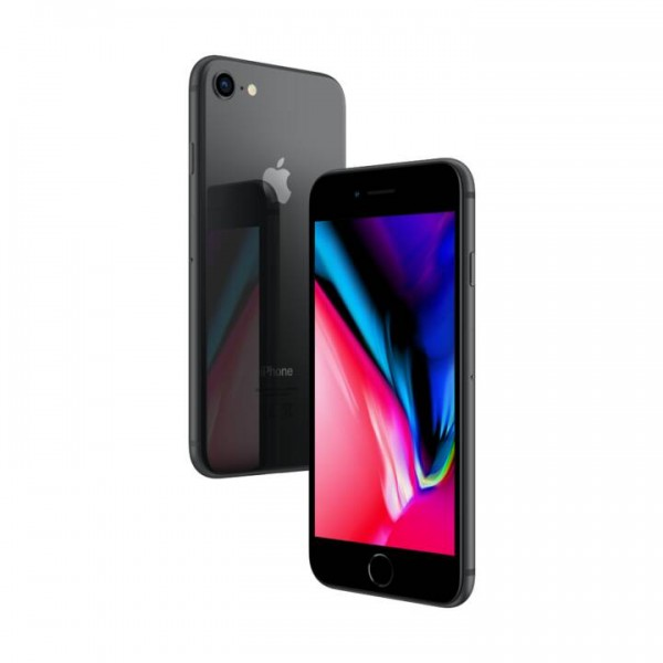 Apple iPhone 8 64GB Spacegrau / Schwarz