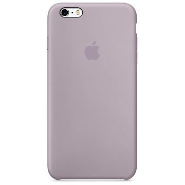 APPLE iPhone 6S Plus Silikonhülle, Lavendel (MLD02ZM/A)