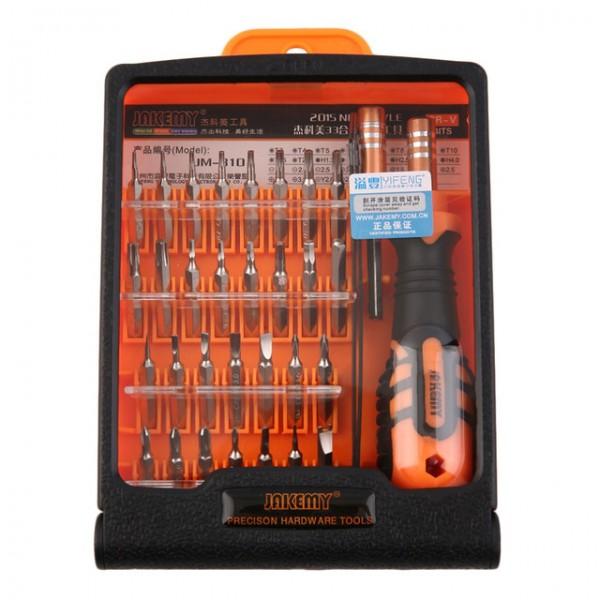 Werkzeugkoffer 32 teilig für Ihr Smartphones (iPhone, Samsung)