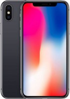 Apple iPhone X 256GB Spacegrau / Schwarz