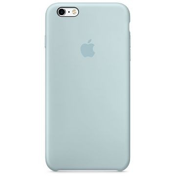APPLE iPhone 6S Plus Silikonhülle, Türkis (MLD12ZM/A)