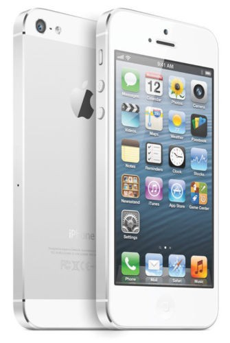 Apple iPhone 5 32GB Weiss / White