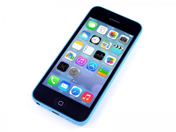 Apple iPhone 5c 8GB Blau / Blue