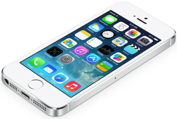 Apple iPhone 5s 16GB Weiss / Silver