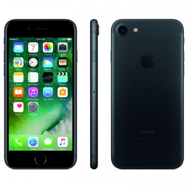Apple iPhone 7 256GB Schwarz / Black
