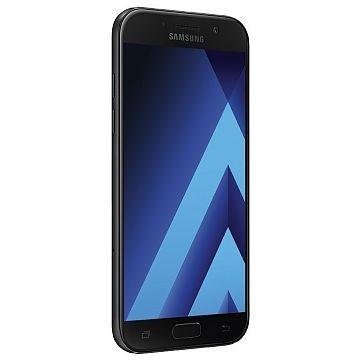 SAMSUNG Galaxy A5 (2017), Black Sky (SM-A520)