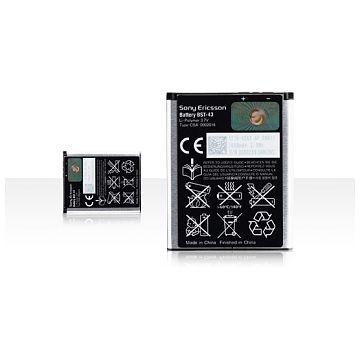 SONY ERICSSON BST-43 1200mAh, Li-Polymer Akku (Sony Ericsson Elm/Yari)