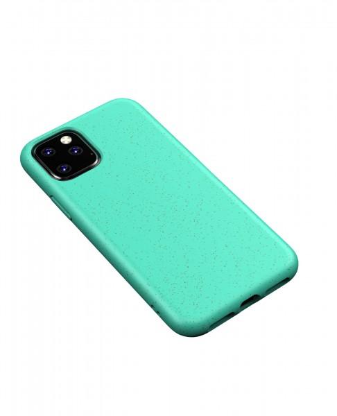 iPhone 11 Hülle Eco Friendly Biobasiert Nachhaltig Kompostierbar Grün / Green