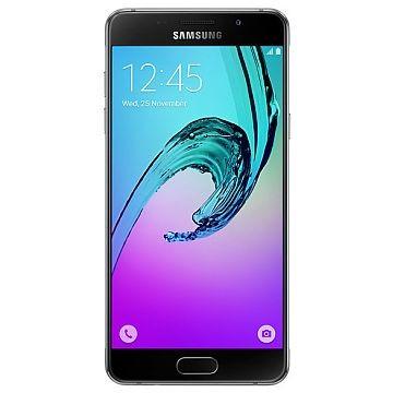 SAMSUNG Galaxy A5 2016, Schwarz (SM-A510)