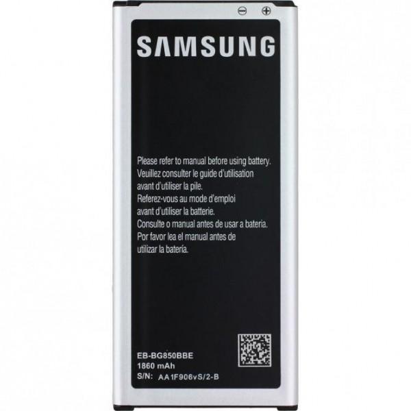 Original Samsung Galaxy Alpha Akku Batterie EB-BG850BBECWW