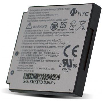HTC BA S280 HTC P3470 Akku, 1100mAh