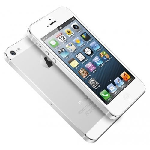 Apple iPhone 5 16GB Weiss / White