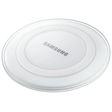 SAMSUNG Wireless Charger Weiss für Galaxy S6 & S6 Edge (EP-PG920IWEGWW)
