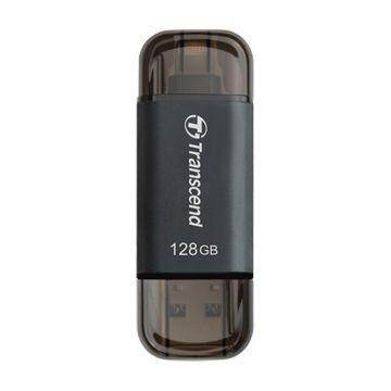 TRANSCEND JetDrive Go 300, 128GB, Black (TS128GJDG300K)
