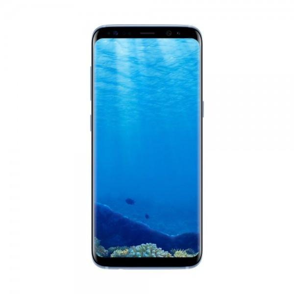 SAMSUNG Galaxy S8 G950, 64GB Coral Blue / Blau