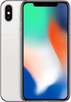 Apple iPhone X 256GB Silber / Weiss