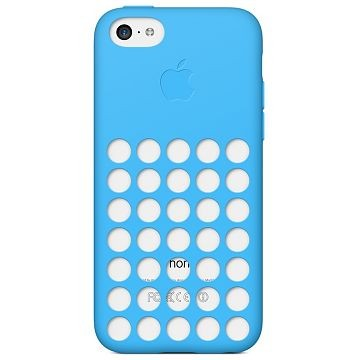 APPLE iPhone 5c Case, Blau (MF035)