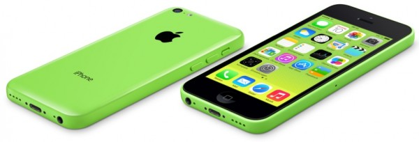 Apple iPhone 5c 8GB Grün / Green-Copy