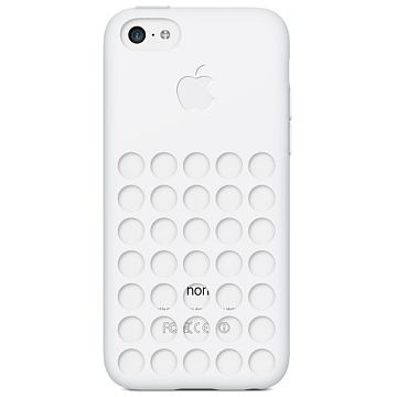 APPLE iPhone 5c Case, Weiss (MF039)