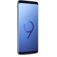 SAMSUNG Galaxy S9 G960U, Single Sim 64GB Blau, Coral Blue