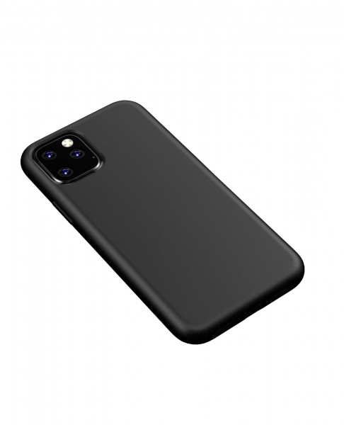 iPhone 11 Hülle Eco Friendly Biobasiert Nachhaltig Kompostierbar Schwarz / Black