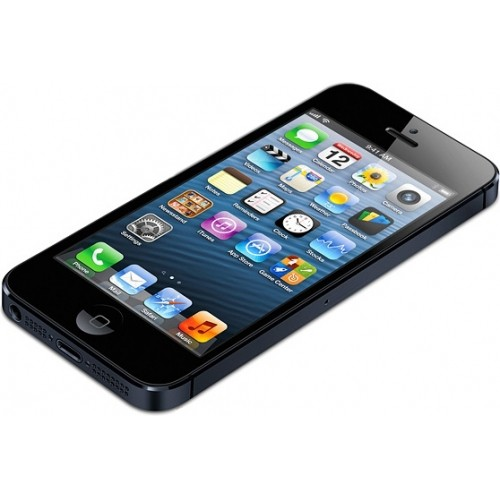 Apple iPhone 5 32GB Schwarz & Graphit