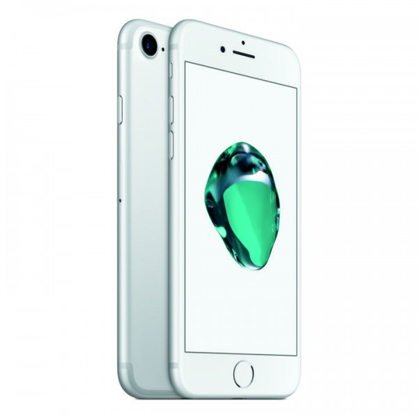 Apple iPhone 7 32GB Silber / Weiss