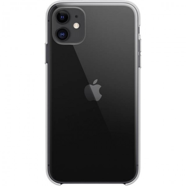 iPhone 11 Silikon Case, Hülle Transparent