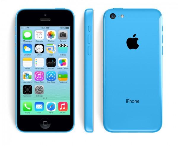 Apple iPhone 5c 16GB Blau / Blue