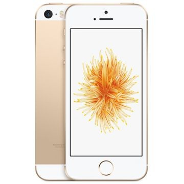 APPLE iPhone SE, 64GB, Gold (MLXP2FD/A)