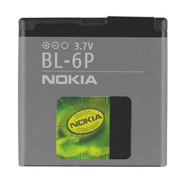 NOKIA BL-6P 830mAh, Li-Ion Akku, für Nokia 6500 Classic / 7900 Prism