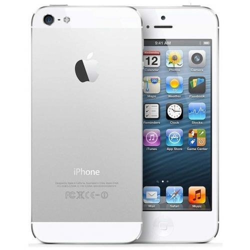 Apple iPhone 5 64GB Weiss / White