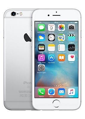 Apple iPhone 6s 128GB Weiss / Silver