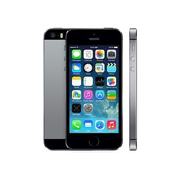 APPLE iPhone 5s, 16GB, Space Grau