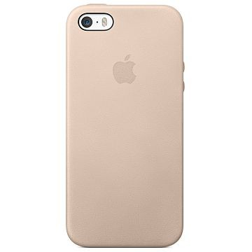 APPLE iPhone 5s Case, Beige (MF042)