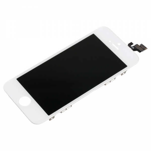 originaldisplay iphone 5 weiss digitizer lcd rahmen. Black Bedroom Furniture Sets. Home Design Ideas