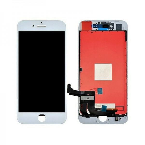 OEM Display iPhone 8 Weiss (Digitizer, LCD, Rahmen)