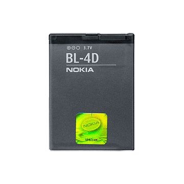 NOKIA BL-4D 1200mAh, Li-Ion, für Nokia E5/E7/N8/N97 mini Akku