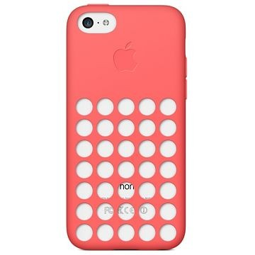 APPLE iPhone 5c Case, Rot (MF036)
