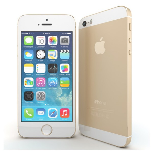 Apple iPhone 5s 32GB Gold (ME437DN/A)