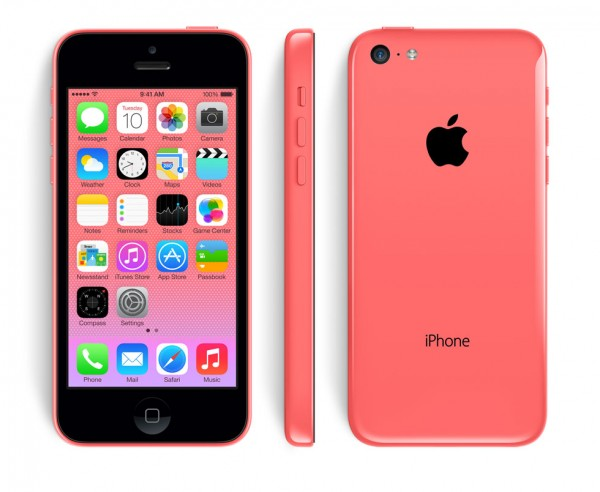 Apple iPhone 5c 8GB Pink