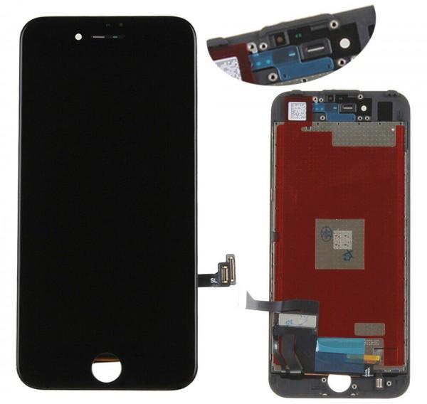OEM Display iPhone 7 Schwarz (Digitizer, LCD, Rahmen)