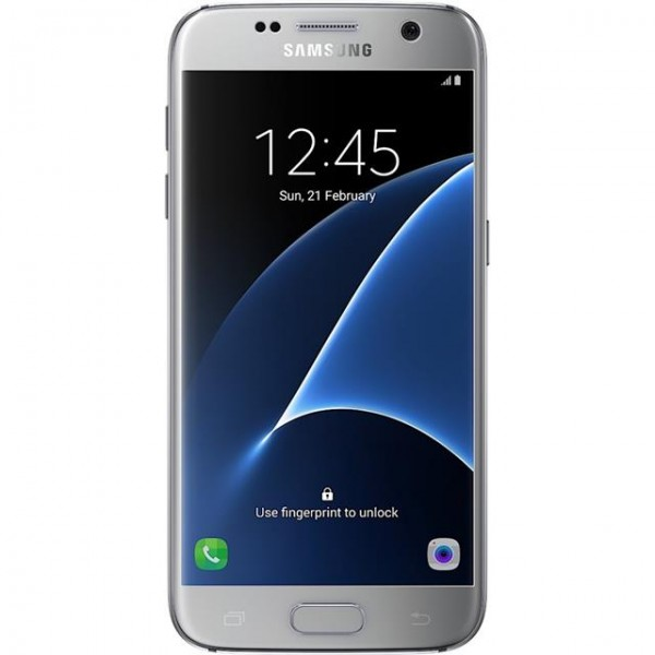 SAMSUNG Galaxy S7 32GB Silber / Gold
